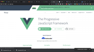 Lesson 1: A Step by Step Tutorial on How to Consume Nasa Open APIs Using Vue.js Framework 2.6 and Axios.js Promise Based Http Client